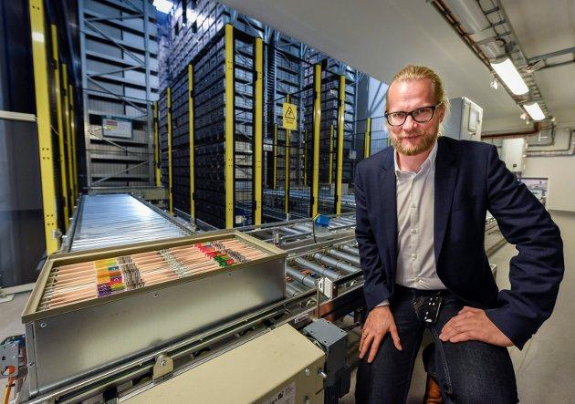Odd Levi Paulsen mener Nasjonalbiblioteket er et godt eksempel på hvordan det vage begrepet «digitalisering» kan fylles med mening.