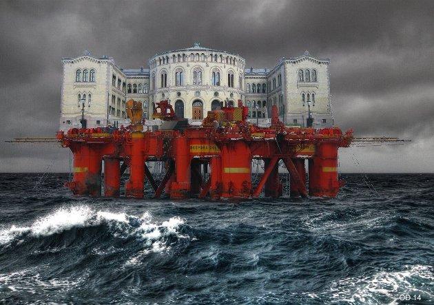 Å åpne opp for mer oljeboring i en klimakrise er totalt uansvarlig