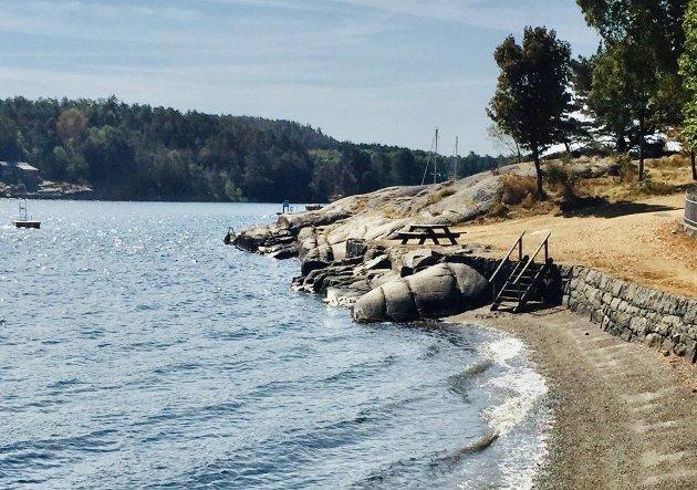 UFORSTÅELIG: Istedetfor å bekjempe ulovlighetene i strandsonen vil regjeringen og Høyre gjøre det lettere for kommunene å drive ulovlig saksbehandling, skriver forfatteren.
