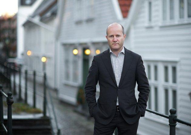 Trond Albert Skjelbred, partner og eier i Nor PR