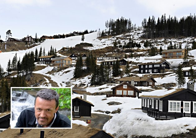 Kontroll: Ordfører Jon Halvor Midtmageli og resten av Øyer-politikerne vil ha styring på utviklinga i Hafjell.