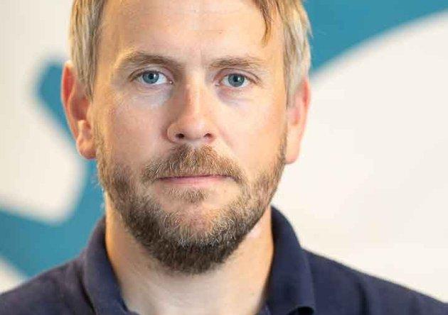 VIL PRIORITERE FYLKESVEIENE: Martin Grønnslett, Styreleder i Samferdselsforum Nord.