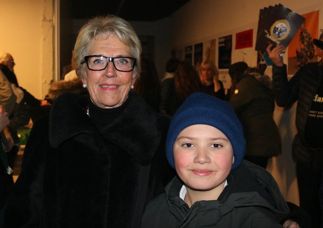 Wenja Andresen og Christian Andresen.