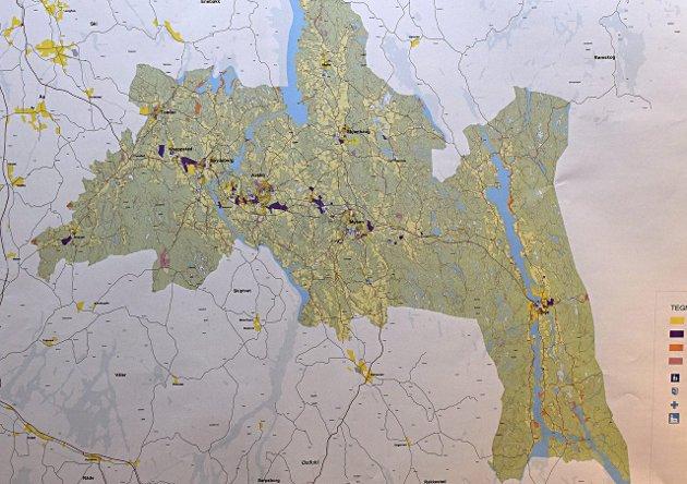 Nytt kart: Mye kan bli nytt i en ny storkommune i Indre Østfold. Også det du betaler i kommunale avgifter.