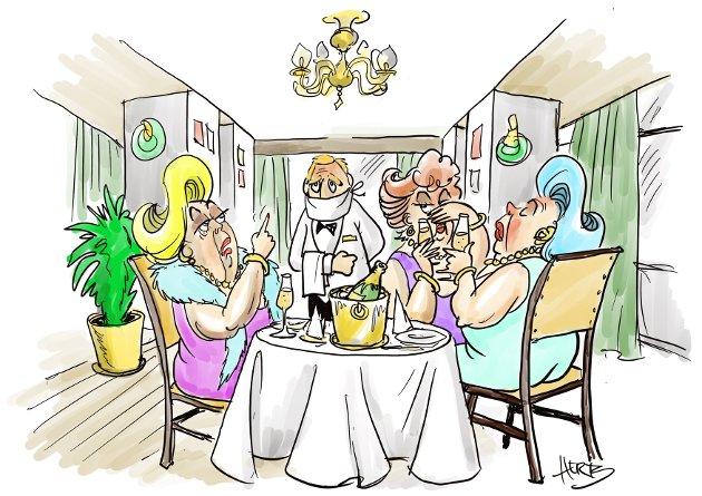 Illustrasjon av Herb