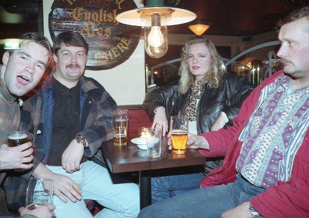 Windjammer på 90-talet