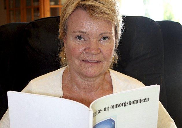 Et annet bilde: Oslo Universitetssykehus måtte kutte kraftig i behandlingstilbudet til utsatte grupper i psykiatri, avhengighet og rus. Det til tross for at Frp og Kjønnaas Kjos sier de har løftet feltet. Tilbakemeldingene er likelydende fra de andre helseregionene i landet. Foto: Torstein Davidsen