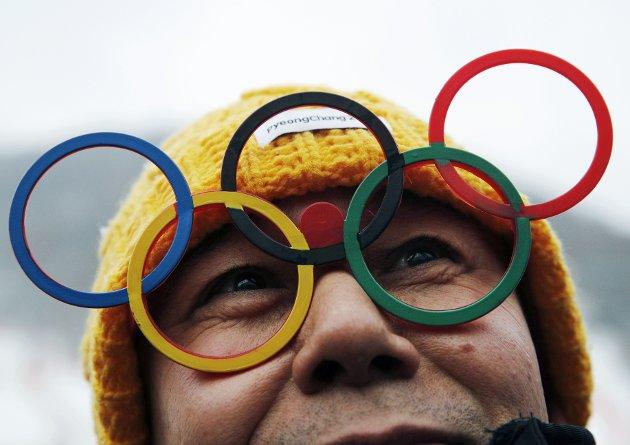 Kostbar fest: Å arrangere OL er et gigantisk underskuddsprosjekt som dekkes av skattebetalerne i vertslandet, skriver innsenderen. Foto: NTB scanpix / AP