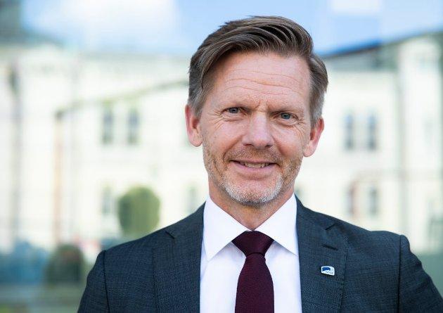 Tage Pettersen, stortingsrepresentant for Østfold Høyre. (Foto: Berit Roald, NTB Scanpix)