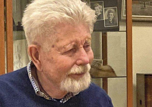 Minnes: Per Grunde Kaland er død, 83 år gammel. Privat foto