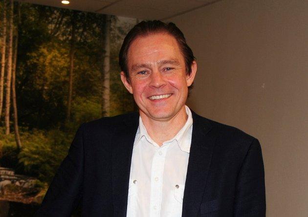 MOTSVAR: Fredrik Glans, kultursjef i Nittedal kommune.