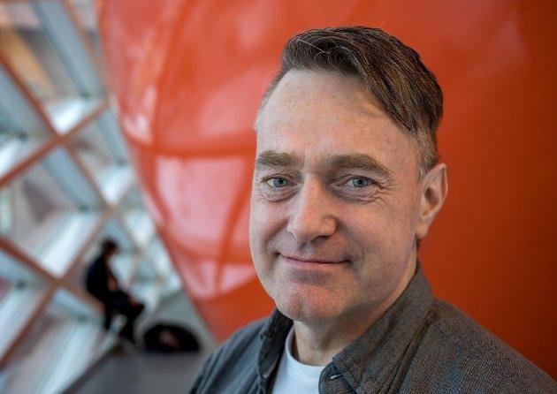 Marius Dalin, 1. kandidat for MDG i Sogn og Fjordane