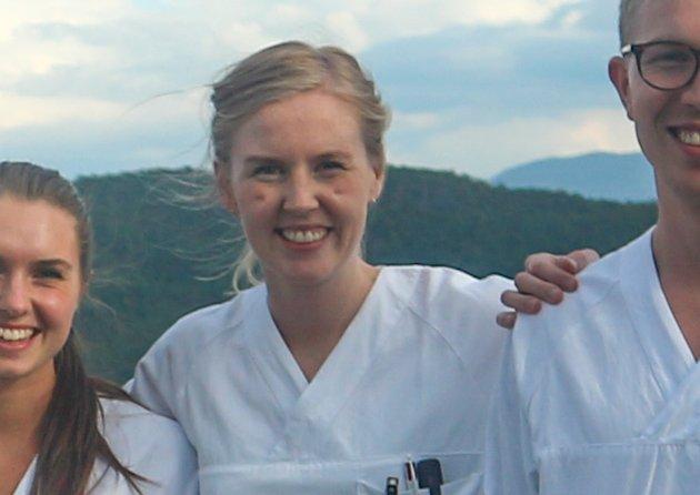 LEGE: Tonje Skjellstad er lege fra Sandnessjøen. I et leserbev skriver hun sine tanker om situasjonen ved Helgelandssykehuset.