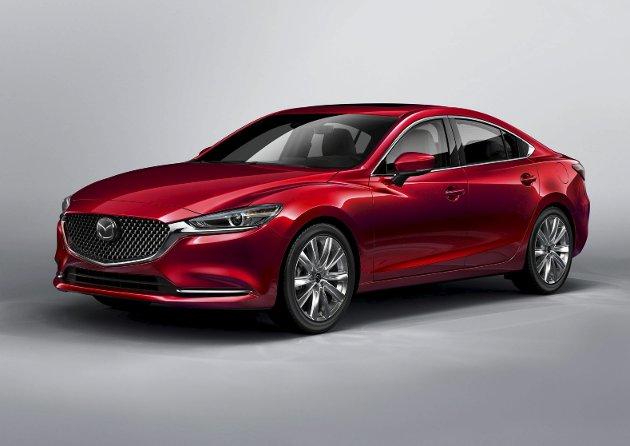 VI VIL EIE OG KJØRE SELV: Over 11.000 europeere er spurt i undersøkelsen Mazda har gjennomført, som langt på vei torpederer visjonen om «deling» av selvkjørende biler.FOTO: MAZDA