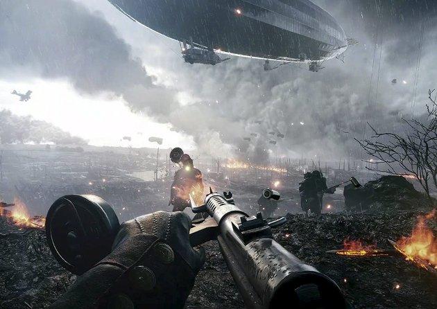 «Battlefield 1» tar spilleren tilbake til første verdenskrig. Det er smart, mener vår anmelder.