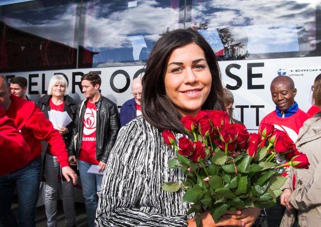 Arbeiderpartiets Sara Shafigi er delegat på landsmøtet