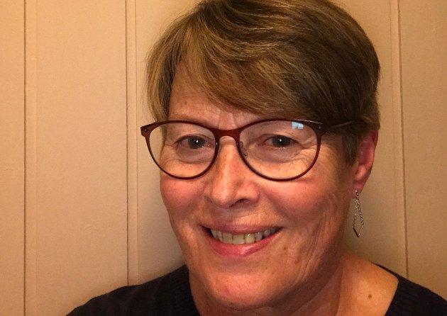 Nina Strand, pensjonert sykepleier, Inderøy