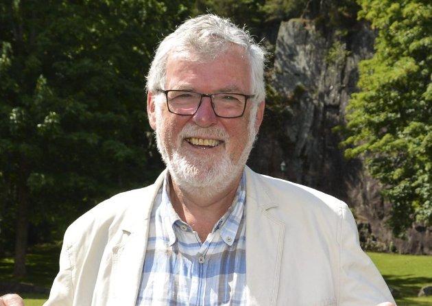 Minneord: Vi i Tvedestrand Mannskor vil føle savnet etter Kjell. Takk for tiden vi fikk være sammen. Bildetekst