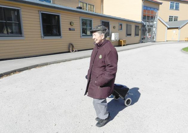 SINT: – Jeg godtar ikke at du æreskjeller personer som har gjort mer for denne byen enn du noen gang kan drømme om, skriver Hillgund Klavestad om HA-redaktør Hans-Petter Kjøge.