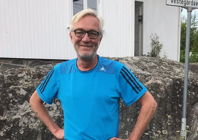 Jens Ove Kristiansen står på 17. plass på Arbeiderpartiets valgliste. Han synes det er grunn til å heie på alle lokalpolitikere, uansett parti.