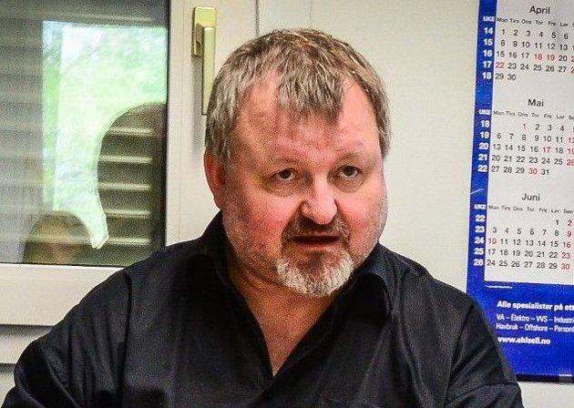 Einride Berg, direktør for SiÅs og utdannet agronom.