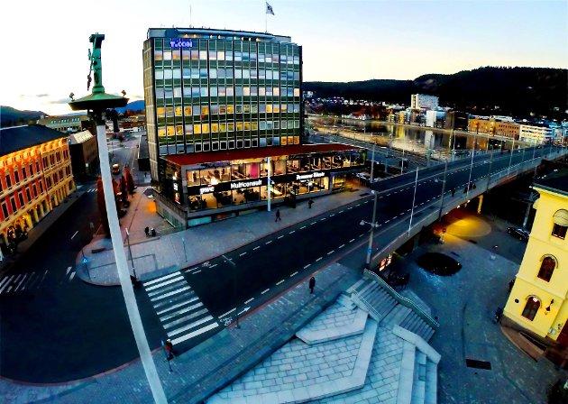 MYTEN OM MEDIA: Ansatte i Drammens Tidende møter fra tid til annen påstander om både journalistisk venstrevridning og høyrevridning. Vi har derfor valgt å gjøre en undersøkelse, skriver politisk redaktør i DT, Karianne Braathen.