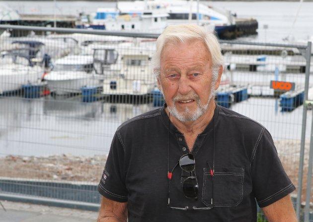 OPE: Ernst Werner Strøm er tidlegare direktør ved Ewos, og meiner trovikkvartalet bør forbli ope.