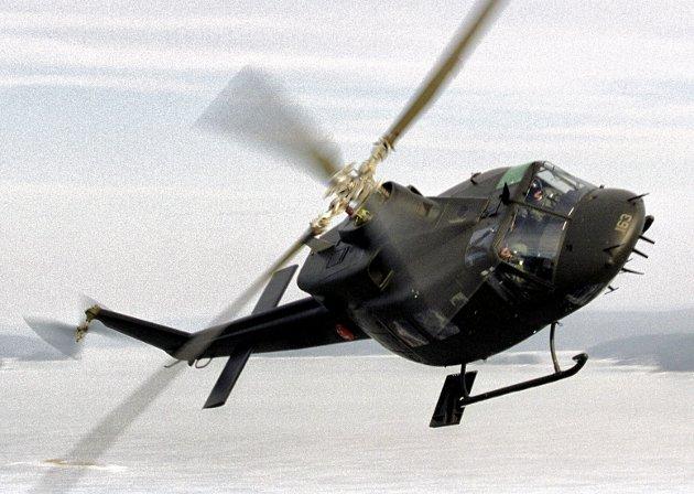 Helikoptrene er viktig eksempel på at Forsvaret kan støtte sivilsamfunnet ved hendelser og kriser.