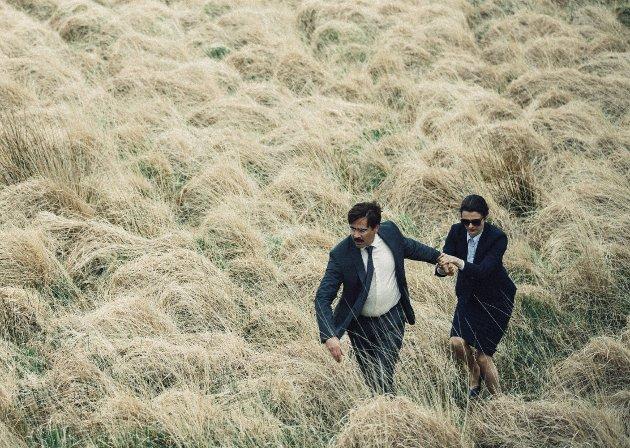 Flukten: David og den nærsynte/blinde kvinnen stikker fra skogen for å starte på nytt. Foto: FILMWEB.NO