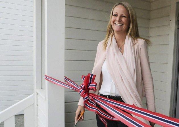Modig: Klepp-ordfører Ane Mari Braut Nese (H) var modig da hun fortalte om familiens opplevelser. Foto: Jærbladet