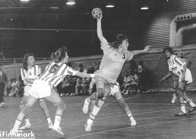 31.10.1989 Alta IF -piker handball