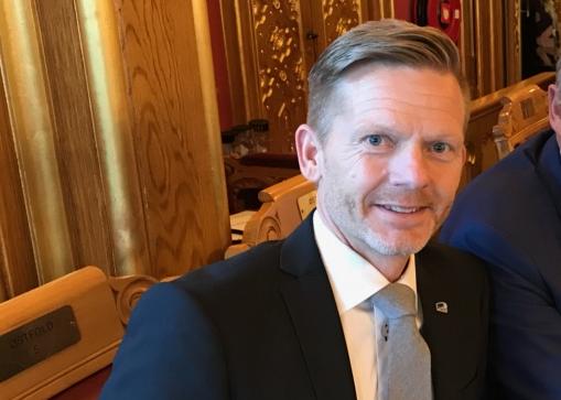 Tage Pettersen, stortingsrepresentant for Østfold og mediepolitisk talsperson for Høyre.