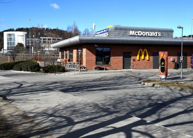 «MÆC'ÆRN»: Restauranten på Gjøvik ble kåret til den beste McDonald's i landet flere ganger. Det blir den ikke år.