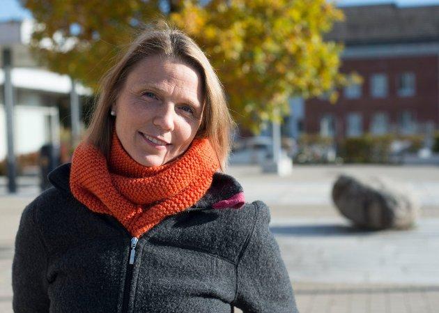 OM KOMMUNEØKNOMI: Camilla Hille (V) svarer her Tønnes Steenersen i dette innlegget.