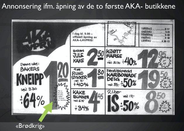 Annonsene i 1977.
