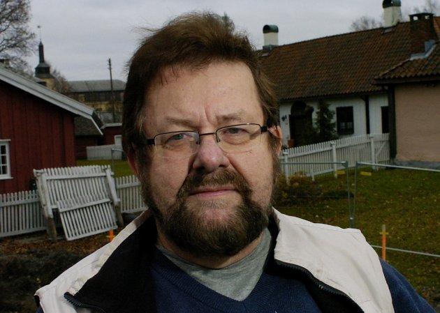 KRITISK: Bypatriot Jens E. Fjeld mener politikerne i Ringerike nå må lytte til innbyggerne.