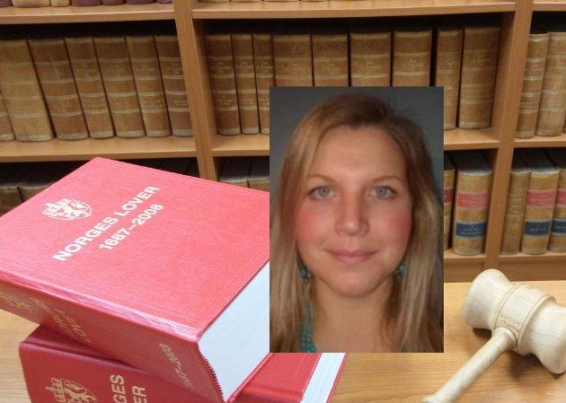 Kristin Tollefsen, leder og hovedtillitsvalgt NTL Domstolene