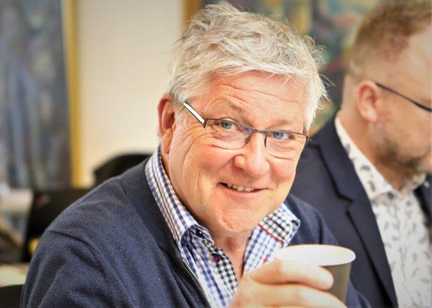 Vidar Grønnevik, kommunestyrerepresentant for Kinn Høgre