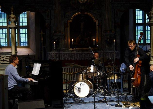 Hva kan kirkerommet brukes til? Arkivfoto fra konsert i Sør-Fron kirke under Peer Gynt stevne.