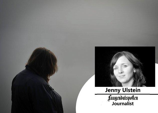 KORONA-LEI: Mange av oss kjenner det gnager i sjela nå, skriver journalist Jenny Ulstein.