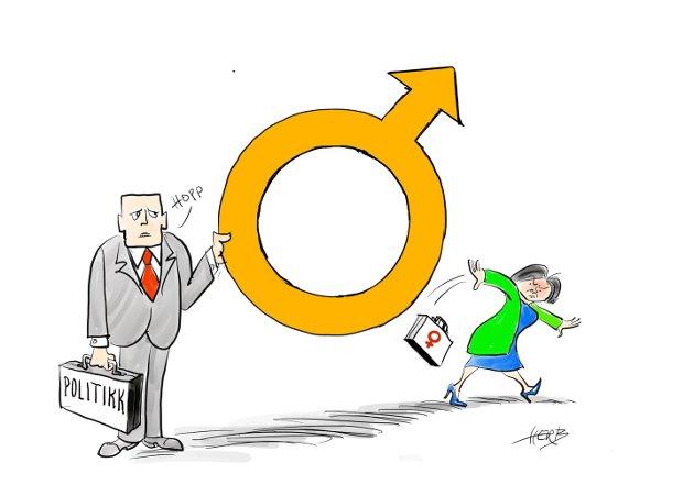 «Politikk er noe så endeløst at kvinner, som forlanger framdrift og resultater, ikke orker delta», skriver Sanna Sarromaa.