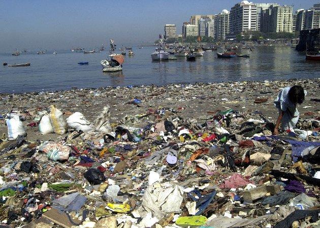 FORURENSING: – I år kan du i tillegg til å bidra til å redusere plasttilstrømningen til havet i Asia gjennom å gi penger til TV-aksjonen, også være med å spre kunnskap om konsekvensene av plastforsøpling her i Innlandet., skriver artikkelforfatterne.