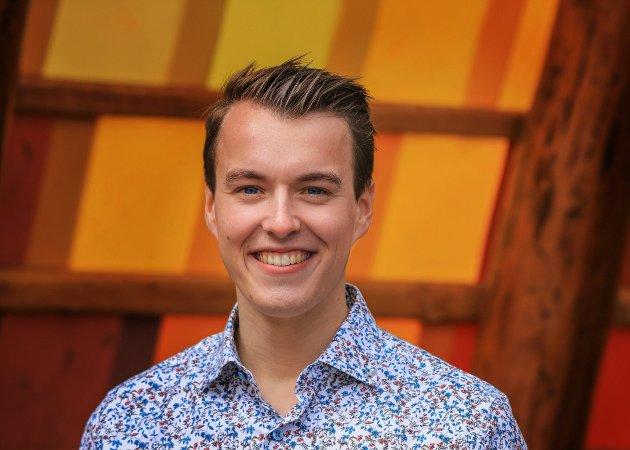 Lars Vegard Fosser, Stortingskandidat for Østfold Senterparti