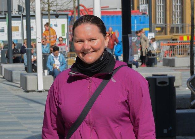 Jeg blir opprørt og forbannet når en organisasjon som SIAN velger å avholde markering på Torvet i Trondheim, tett opp til ti-årsmarkeringen for 22. juli, skriver Elin Marie Andreassen (Frp).