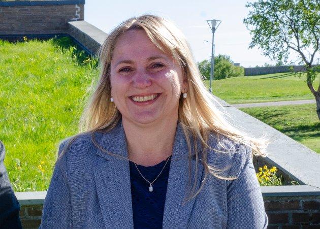 Fylkesråd Karin Eriksen