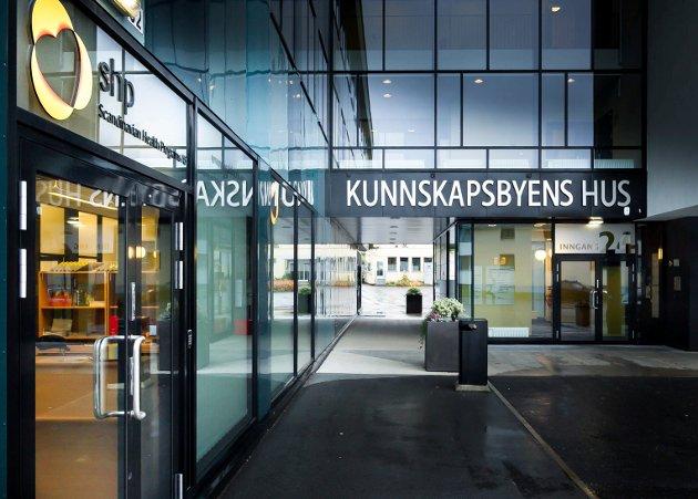 Kunnskapsbyen bør inngå i satsningen for å gjøre Norge til et av Europas mest innovative land.