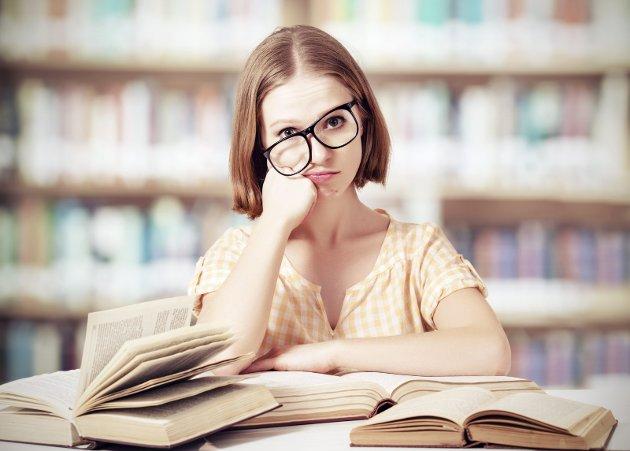 Paralyserende: Man skal ikke se bort ifra at alle dokumentene stresser enkelte så mye at de gir opp før de får begynt på oppgavene.FOTO: cOLOURBOX