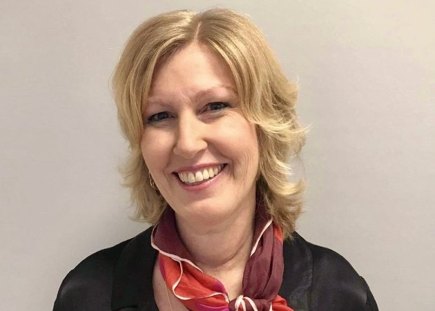 Kristin Saga er regiondirektør i NHO
