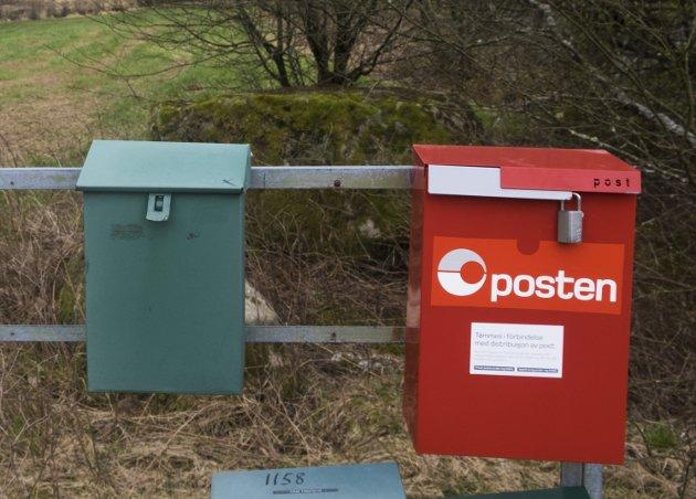 USIKKERT: De fleste GD-abonnenter vil få papiravisa som vanlig også etter 7. juli, men noen må regne med at endringene hos Posten skaper problemer - i hvert fall for en periode.Foto: NTB Scanpix