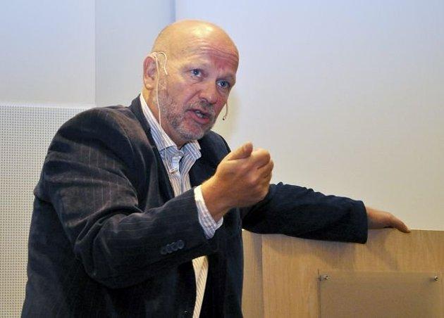 Finn Arthur Forstrøm, Kragerø Høyre.